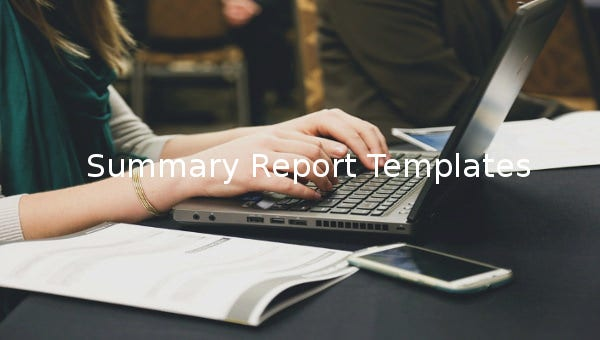 summaryreporttemplates