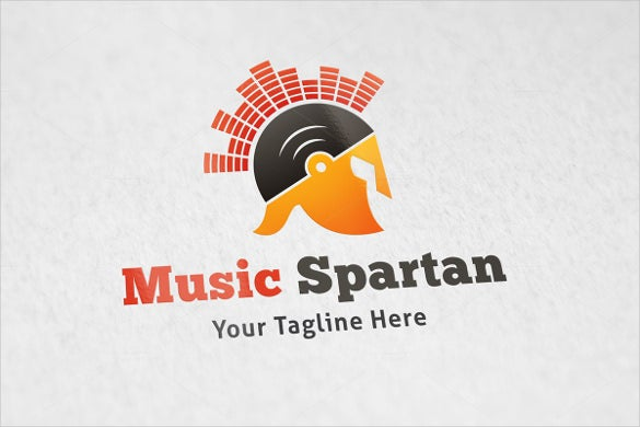 customisable band logo template