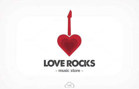love rock band logo