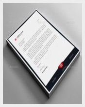 Example Letterhead Design Download
