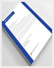 Mortgage Broker Legal Letterhead