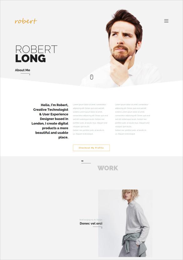 its me creative personal portfolio joomla template1