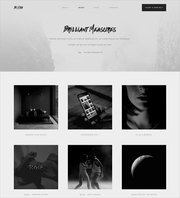 boden creative wordpress portfolio theme