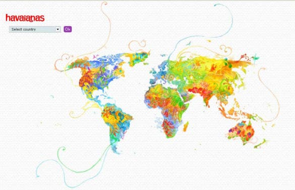 artistic world map art download