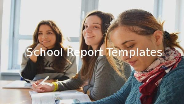 schoolreporttemplates