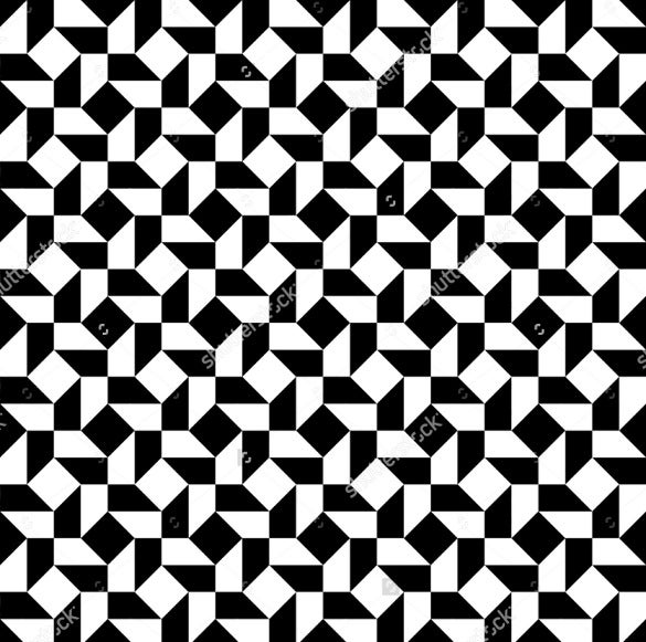 black white trippy background template for download
