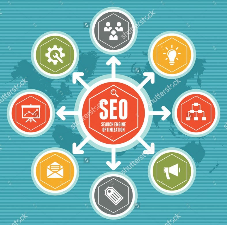 infographic seo icons download 788x783