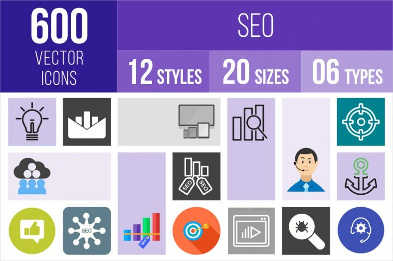 600 seo icons download 788x524