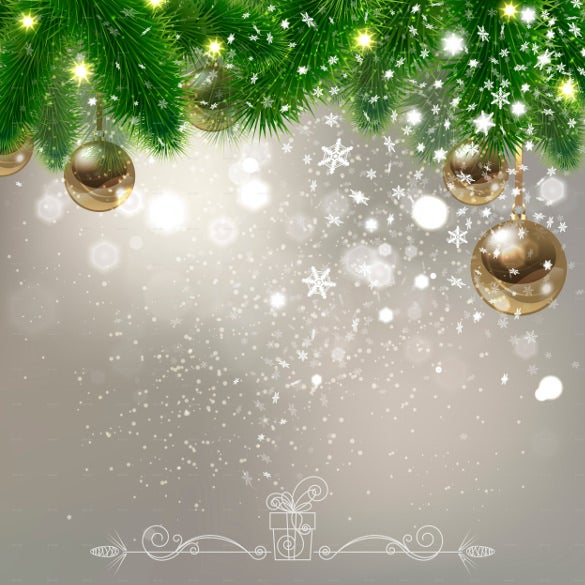 christmas theme fall background template