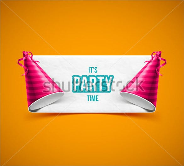 holiday birthday party hats template