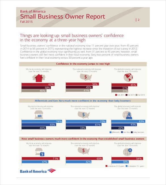 17 business report template free word documents download free america small business owner report template accmission Choice Image