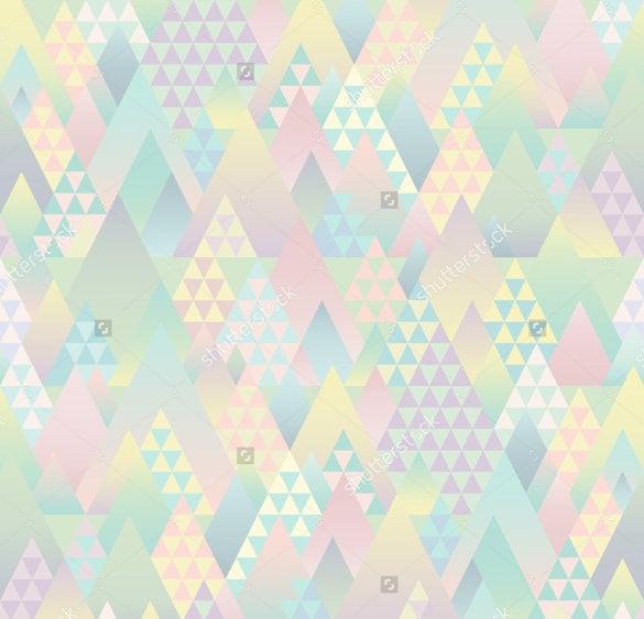 geometric pattern pastel background template