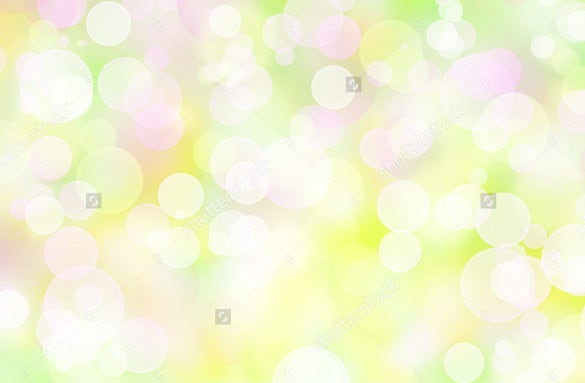 lights effect pastel background template