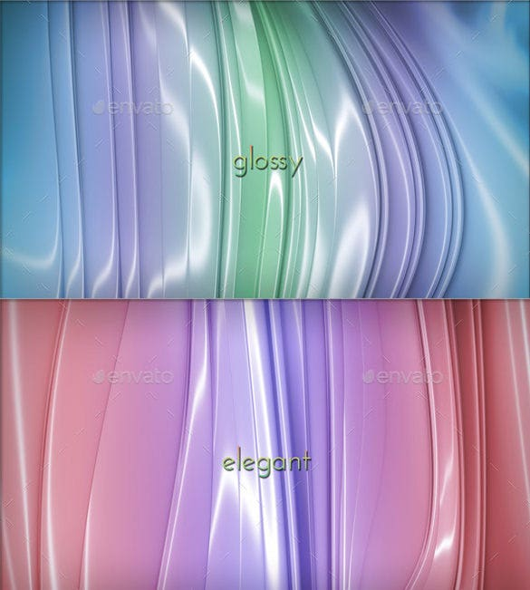 glossy pastel background template