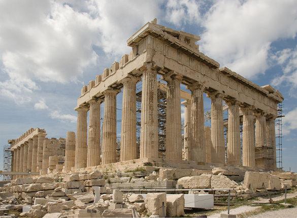 parthenon greece monument