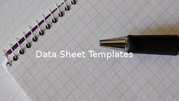 datasheettemplate
