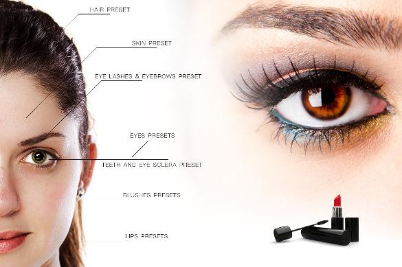 11 lightroom beauty skin brushes