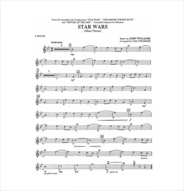 staff sheets music