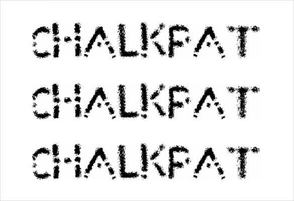 chalkpat font download