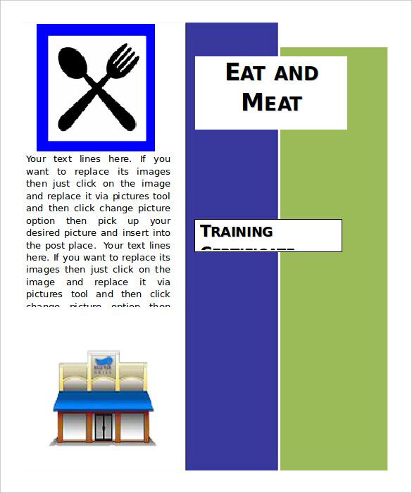 Doc581754 Free Training Manual Template 7 Training Guide – Word Training Manual Template