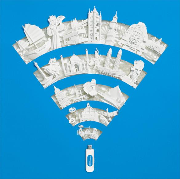paper sculpture of famous monuments download