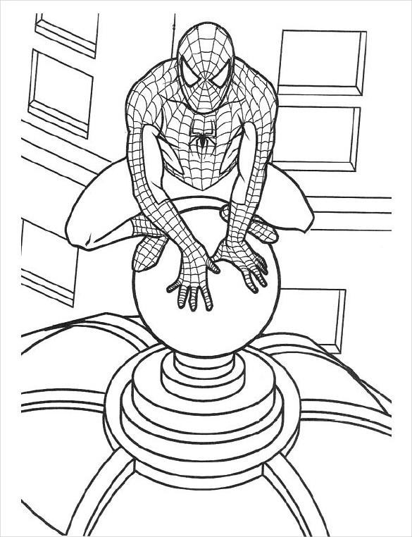 daring spider man