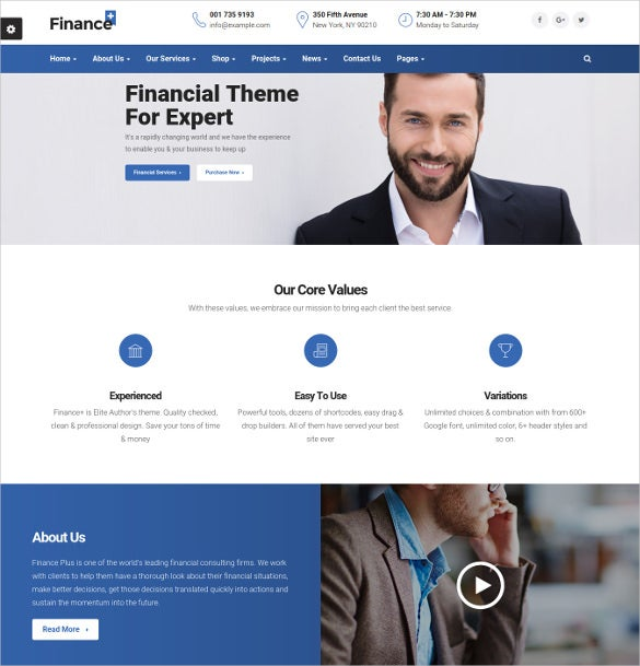 26 insurance website themes templates free premium templates finance business insurance wordpress website theme 59 friedricerecipe Choice Image