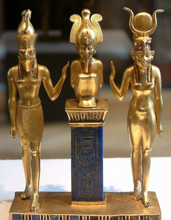 egypte louvre famous ancient egyptian artworks