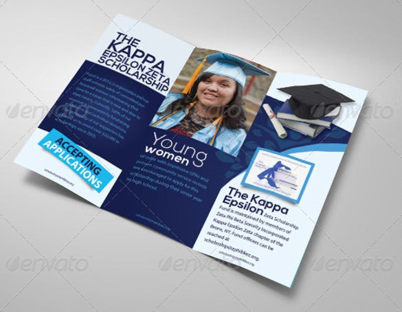 Education brochure template 25 free psd eps indesign for Educational brochure templates