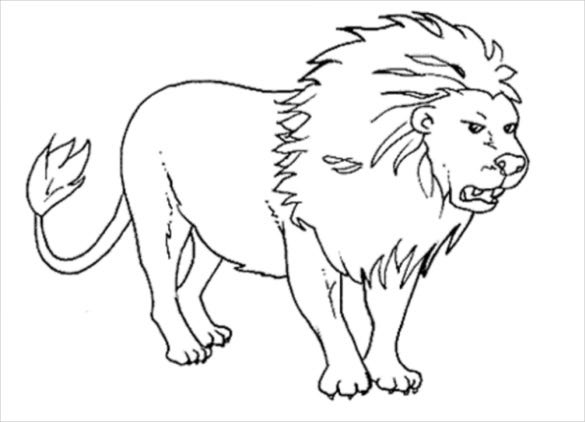 animal coloring pages pdf 23+ Animal Coloring Pages   PSD, AI, Vector EPS | Free & Premium  animal coloring pages pdf