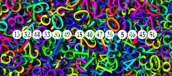 number pile font download