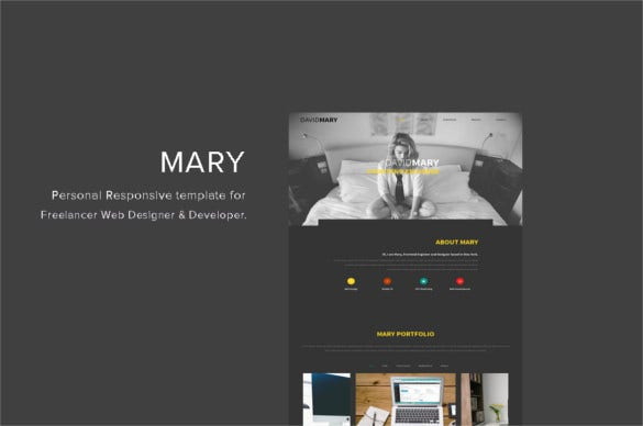 marry resume html template form - Resume In Html Format