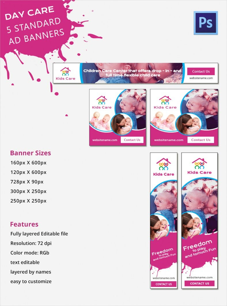 DayCare_AdBanners