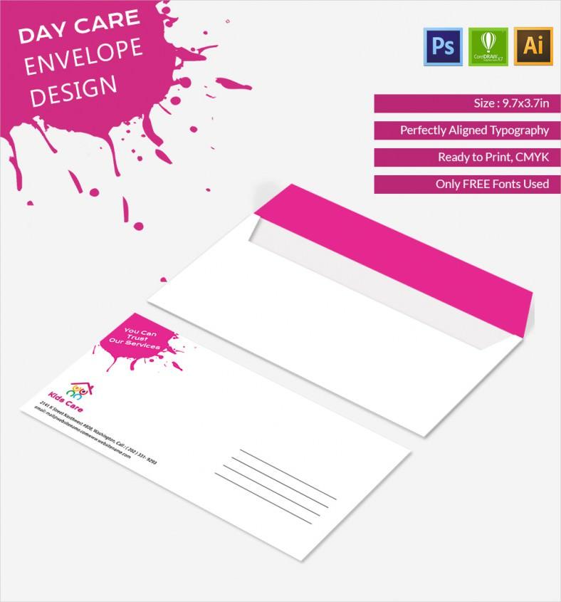 DayCare_Envelope