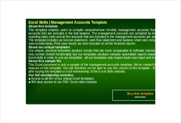 38 monthly management report templates pdf doc excel
