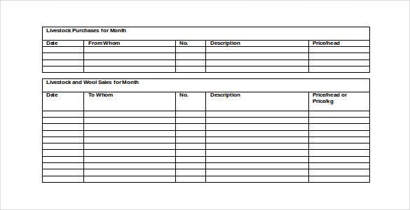 Monthly Management Report Template   Free Word Excel Documents