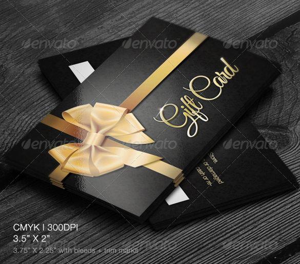elegant golden birthday gift coupon