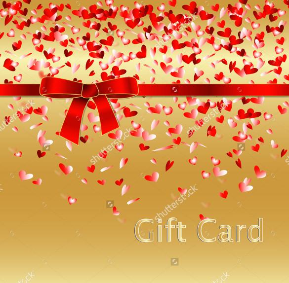 love theme birthday coupon template
