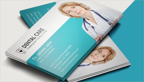 dentalcare_businesscardtemplate