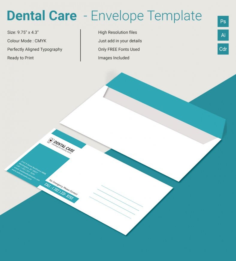 DentalCare_Envelope