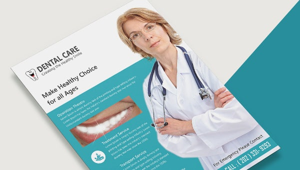 dentalcare_flyertemplate