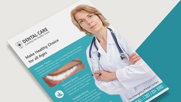 dentalcare_flyertemplate