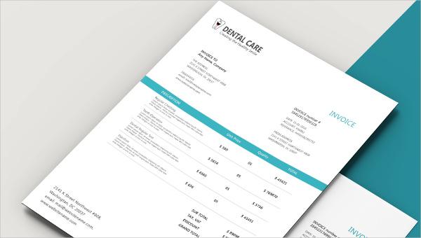 dentalcare_invoicetemplate