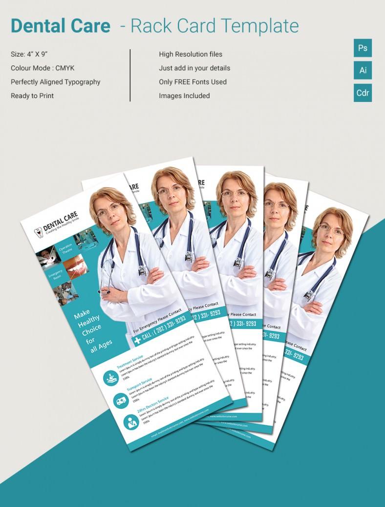 DentalCare_rackcard