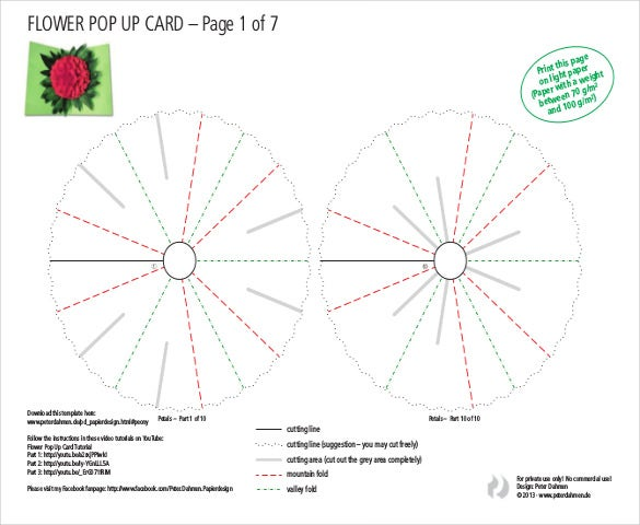 graphic about Printable Flower Petals named 20+ Flower Petal Templates - PDF, Vector EPS No cost