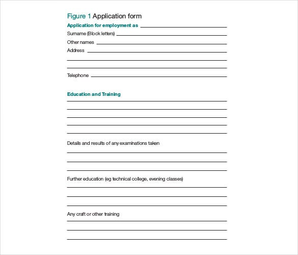 Employee Record Templates -30+ Free Word, Pdf Documents Download