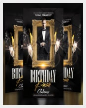 Birthday Bash Flyer Template download
