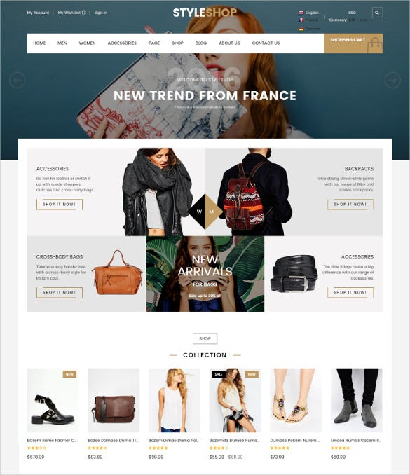 responsive multipurpose jewelry magento 2 website theme