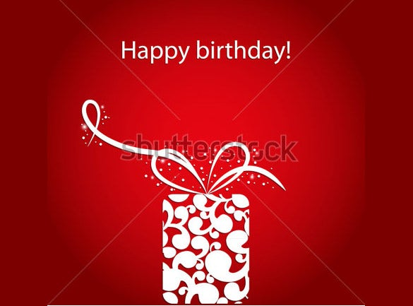 21 Birthday Card Templates Free Sample Example Format – Professional Birthday Greeting