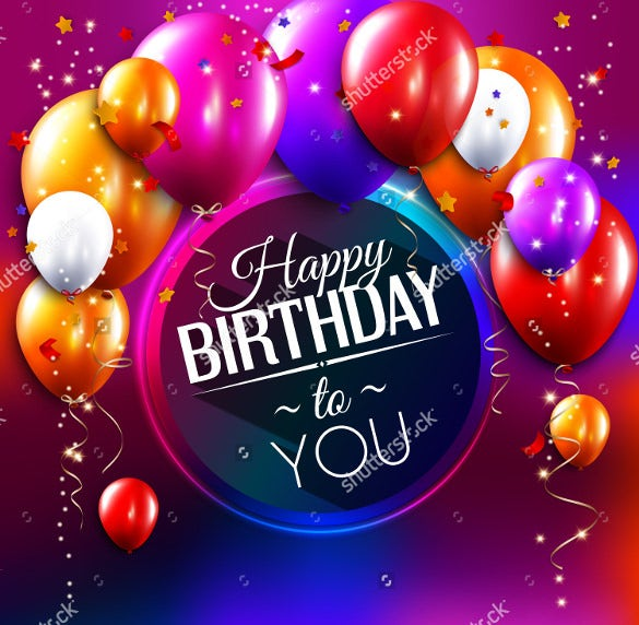 27 Birthday Card Templates Free Sample Example Format Download Free Premium Templates